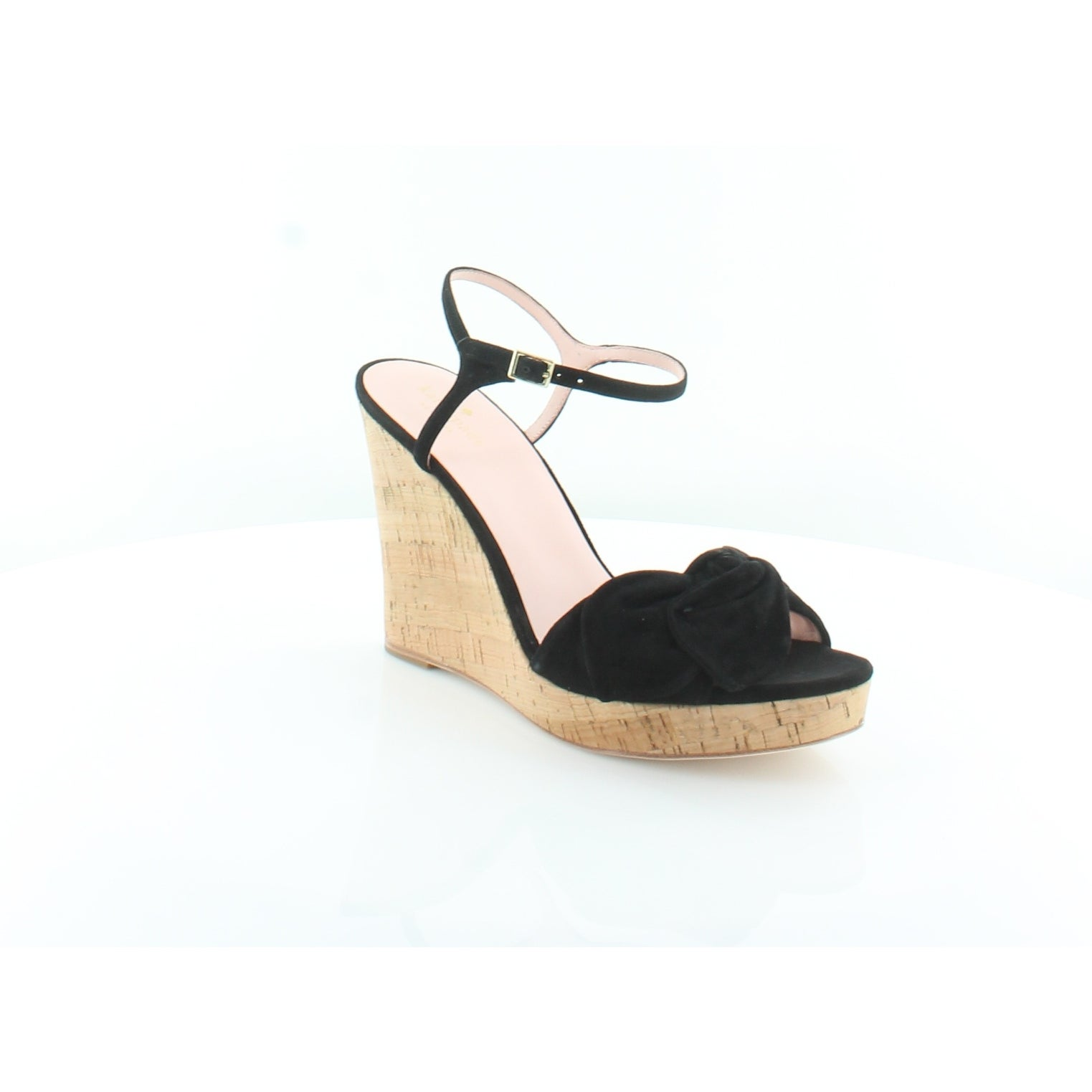 fe961b040e7a Shop Kate Spade Janae Women s Sandals Black - Free Shipping Today -  Overstock - 25616181