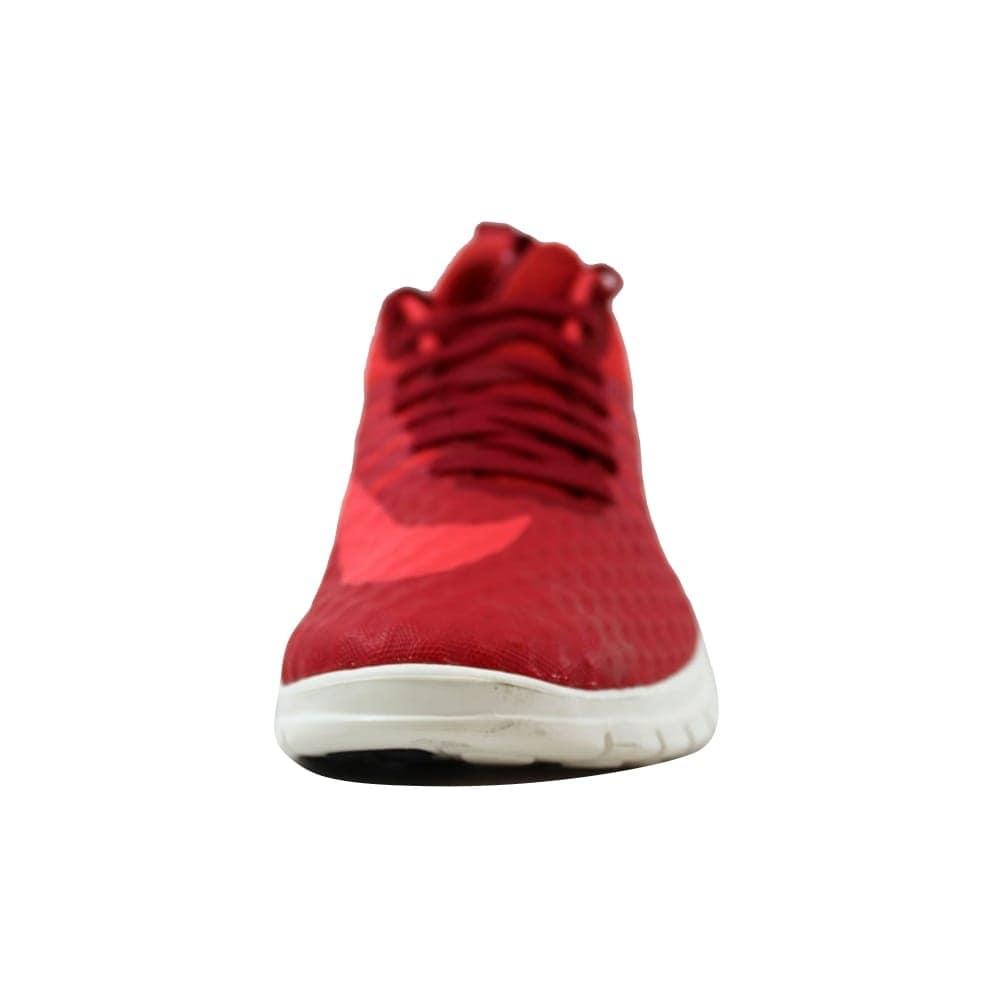 buy online 4cfe2 1c406 Shop Nike Free Hypervenom 2 FS Gym Red Light Crimson-Ivory 805890-600 Men s  - On Sale - Free Shipping Today - Overstock - 21141578
