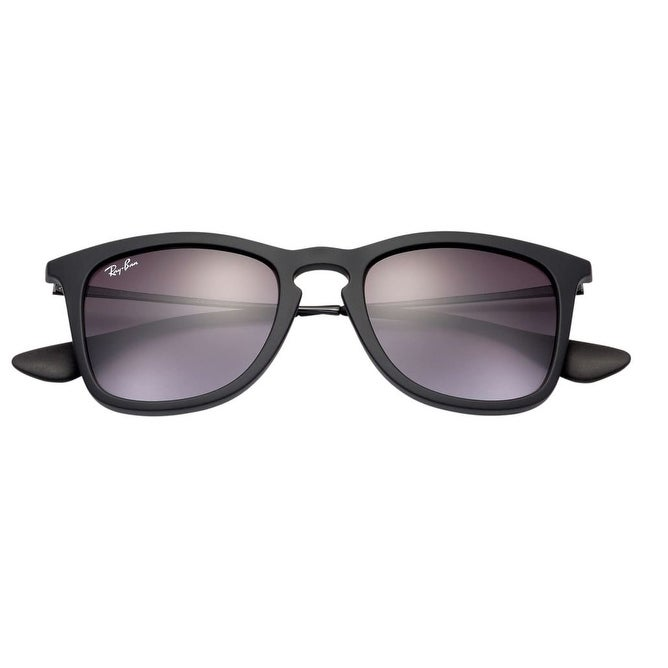 00b1877c3f2c8 Shop Ray-Ban Rb4221 622 8G Nero Gommato (Matte Black) Grey Gradient Size 50  Mm Sunglasse - Havana - One Size - Free Shipping Today - Overstock.com - ...