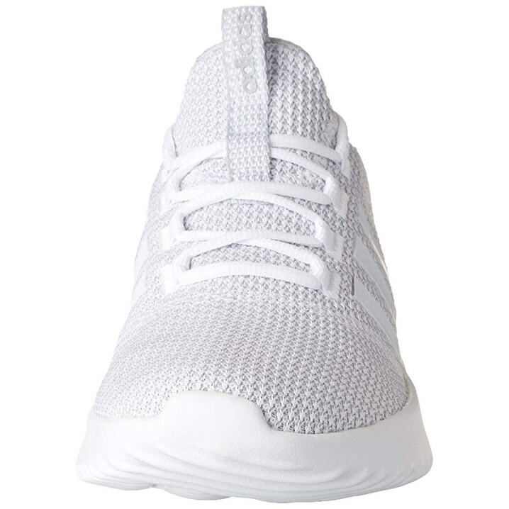 e3ef02d032f Shop Adidas Men s Cloudfoam Ultimate Running Shoe White Grey