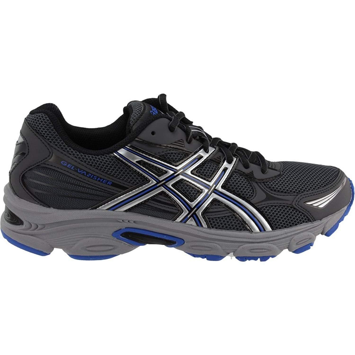 asics mens gel running trainers