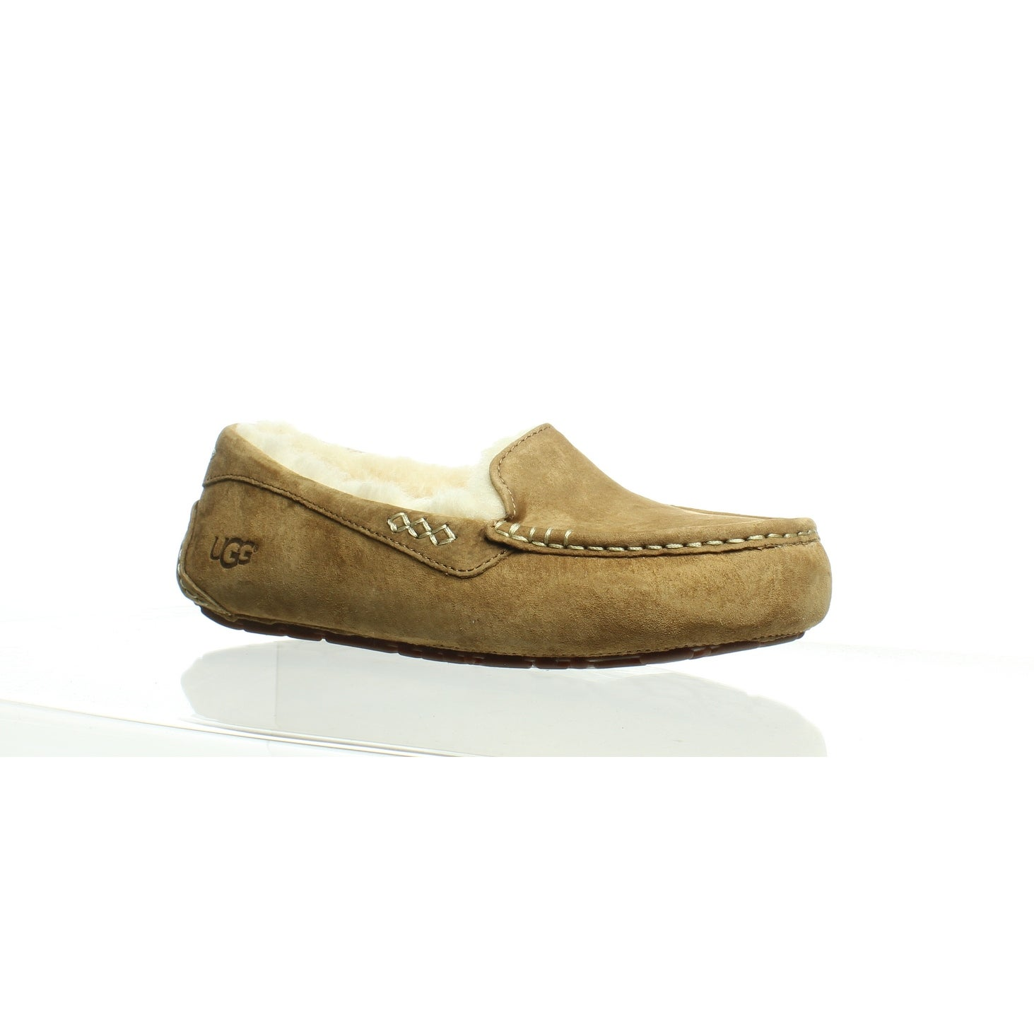 b68073d6c19 UGG Womens Ansley Chestnut Mule Slippers Size 9