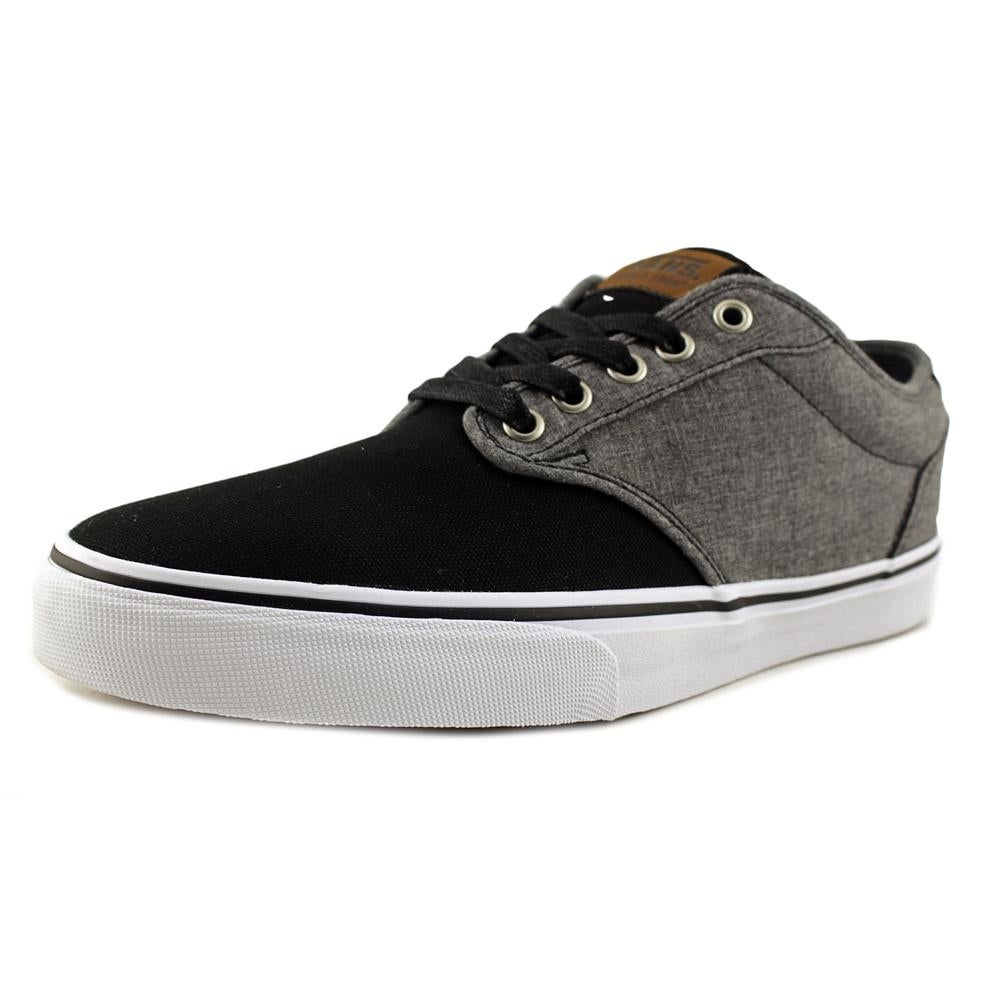 e453366238ab99 Shop Vans Atwood Deluxe Round Toe Canvas Sneakers - Ships To Canada -  Overstock - 17039720