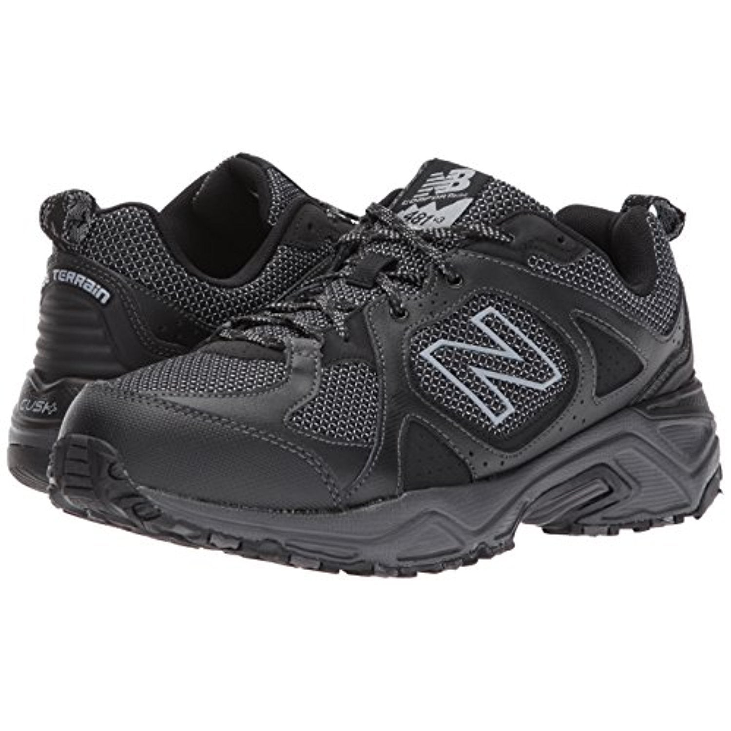 b02decd4d4296 ... free shipping shop new balance mens 481v3 running shoes black magnet free  shipping today overstock 18277691 ...