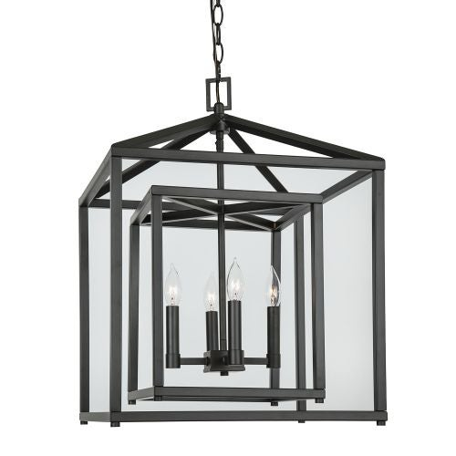 Park harbor phpl5114 17 wide 4 light single tier candle style park harbor phpl5114 17 wide 4 light single tier candle style chandelier with lantern style shade free shipping today overstock 19697093 mozeypictures Gallery