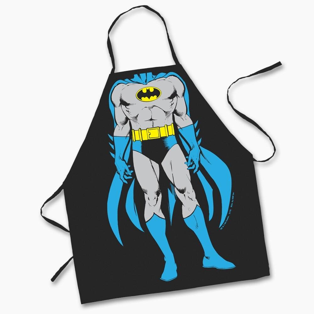 Shop DC Comics Batman Character Kids Apron - Free Shipping On Orders ...