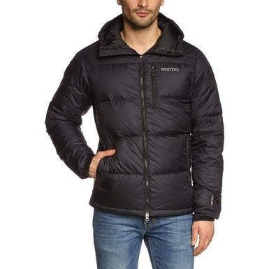 76dc9703bcbe Shop Marmot Mountain LLC Men s Guides Down Hoody - Free Shipping Today -  Overstock - 18403457
