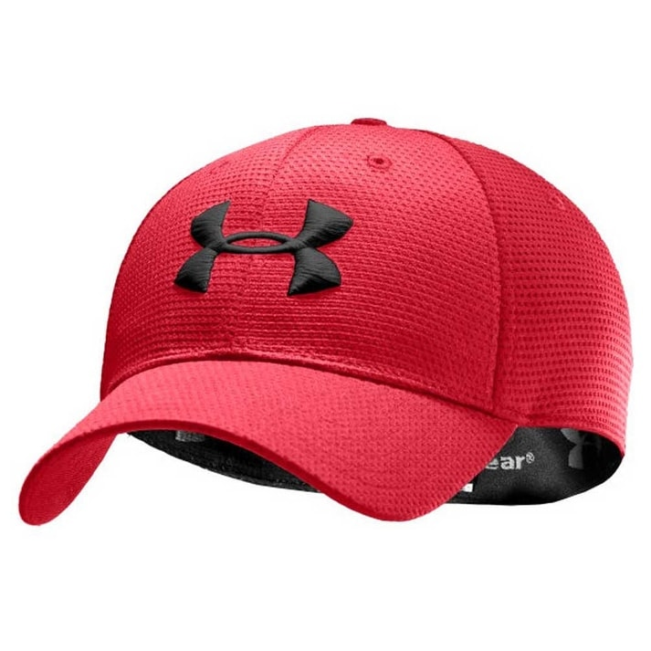 Shop Under Armour Men s UA Blitzing II Stretch Fit Baseball Cap Hat Colors  1254123 - Free Shipping On Orders Over  45 - Overstock - 17773374 8761d4fb9ecd