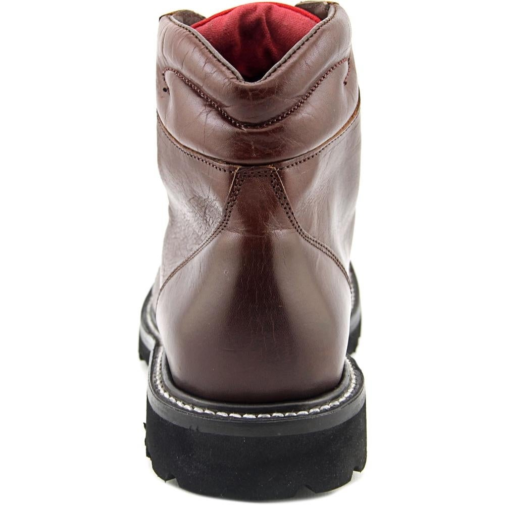 8ab208413ef Wolverine Copeland Round Toe Leather Work Boot