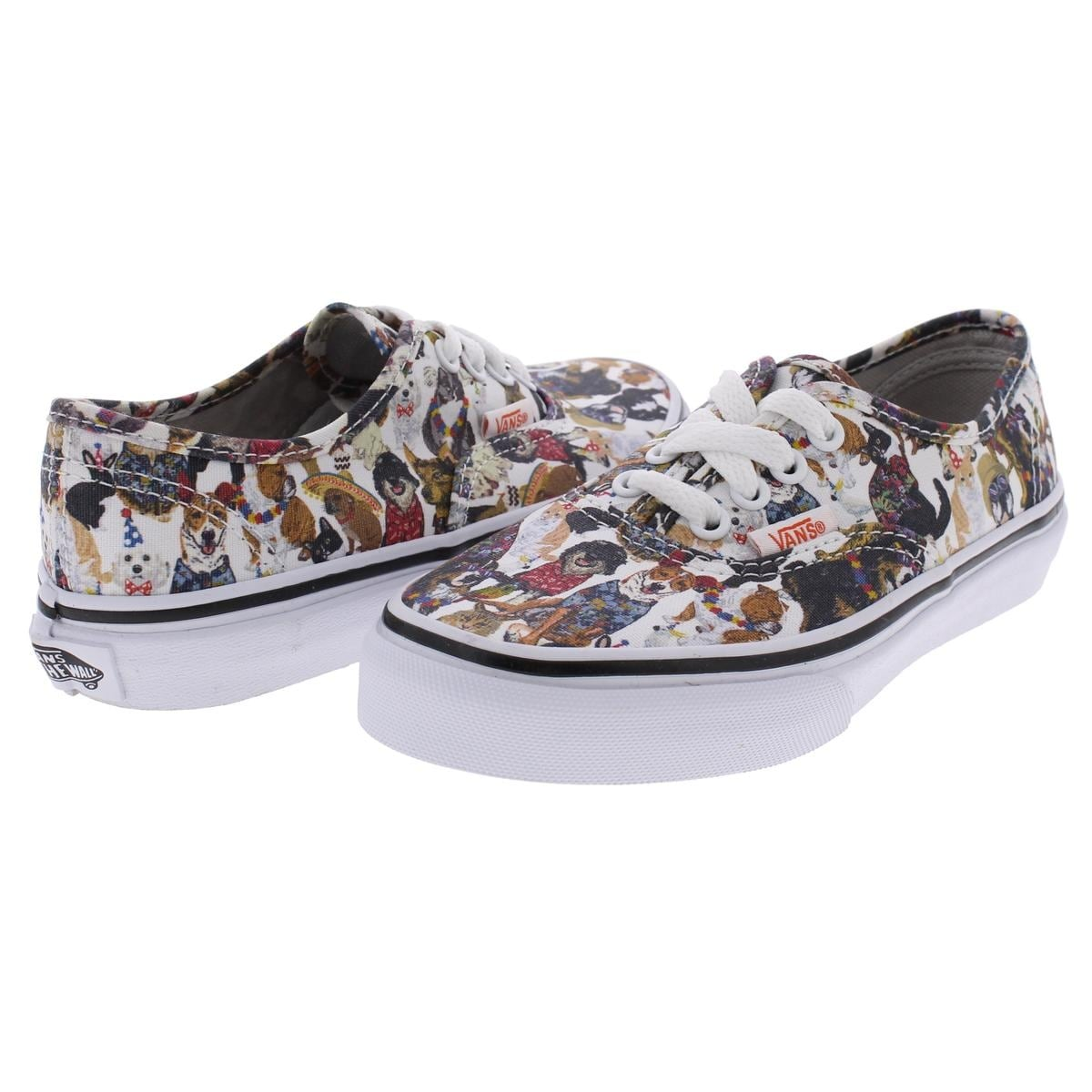 83d215aa4c Shop Vans Boys ASPCA Skate Shoes Dogs Cats - Ships To Canada - Overstock -  20546025