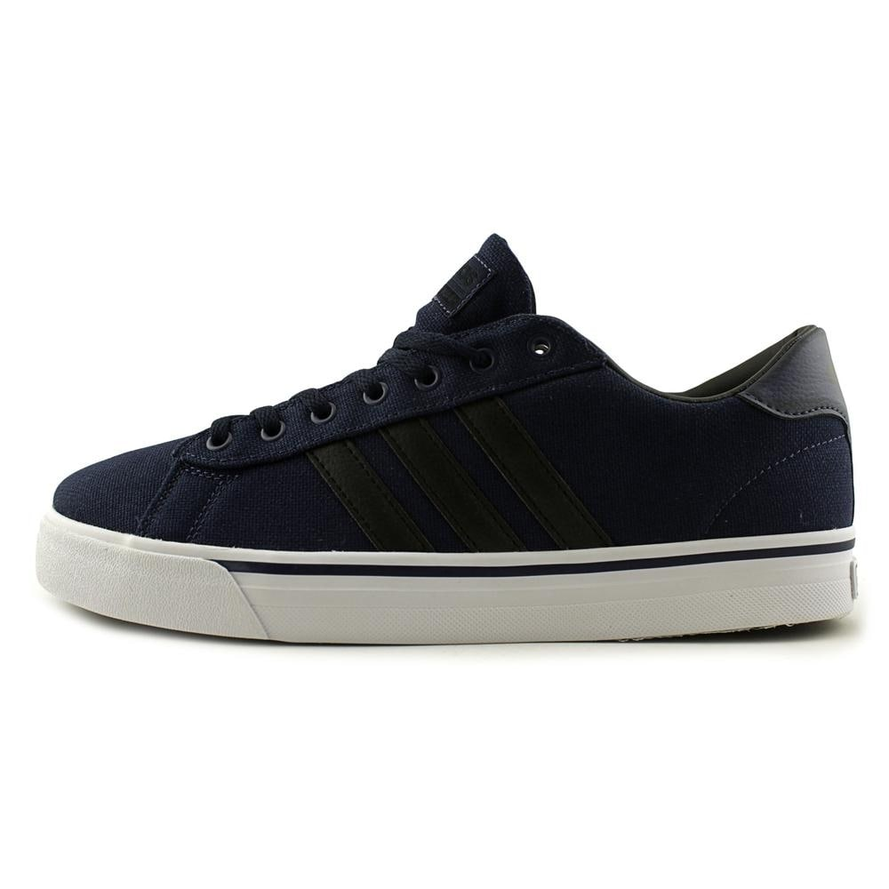 bb3194347c45 Shop Adidas Neo Cloudfoam Super Daily Men Round Toe Suede Blue Sneakers -  Free Shipping On Orders Over  45 - Overstock - 16982208