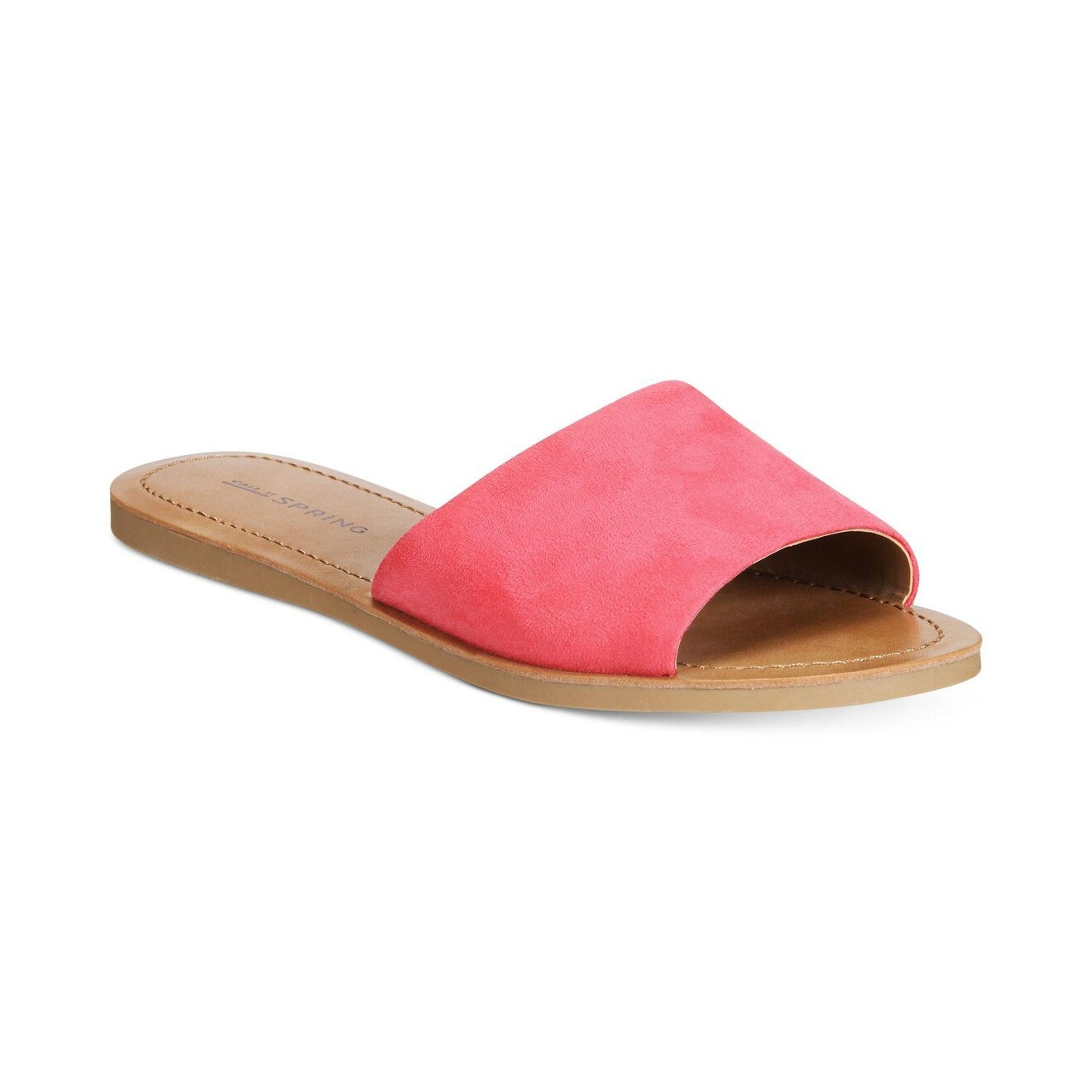 1a2b8c225 Shop Call It Spring Womens Thirenia Open Toe Casual Slide Sandals - Free  Shipping On Orders Over  45 - Overstock - 17678010