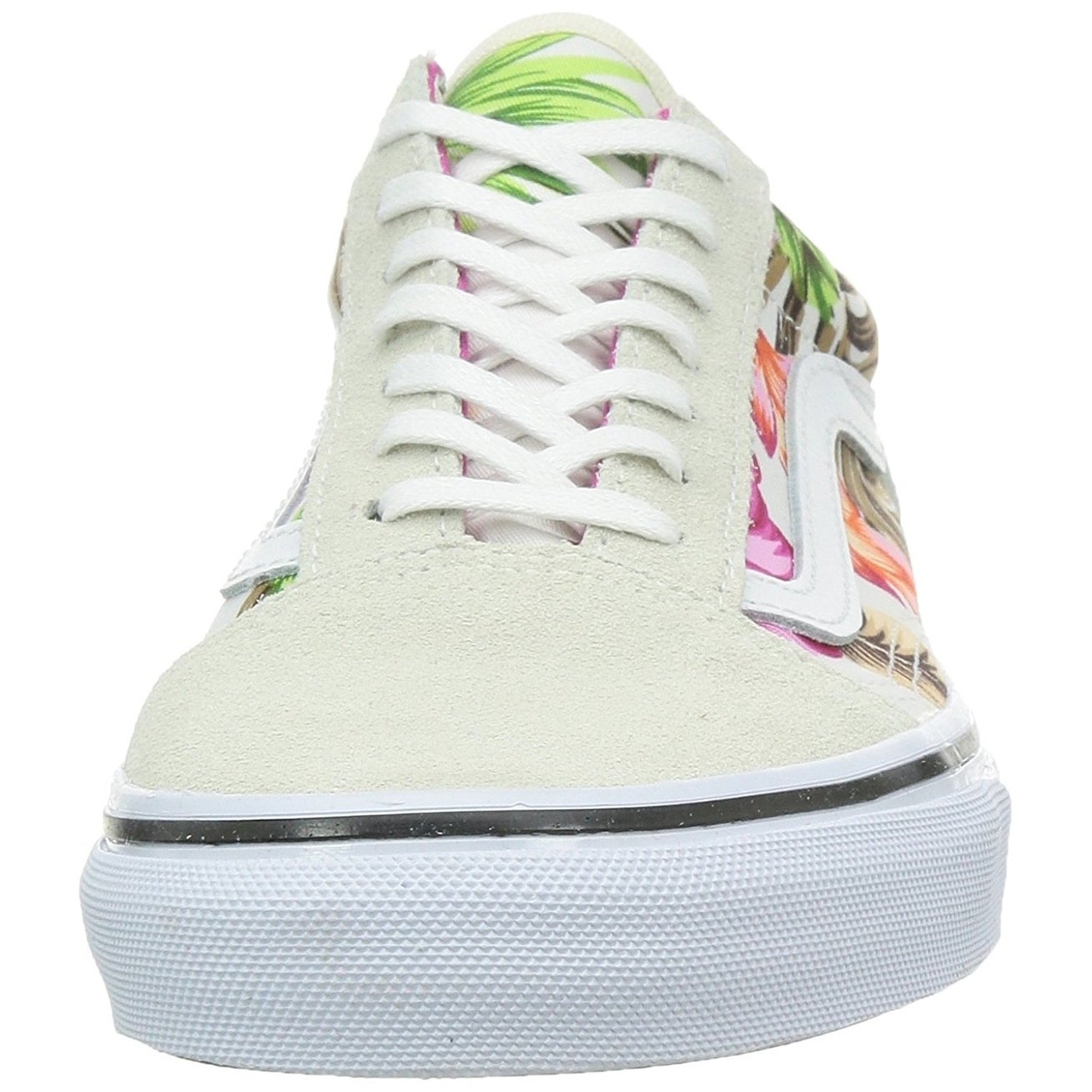 6ffac488c2ffe3 Shop Vans Womens Old Skool Low Top Lace Up Fashion Sneakers - Free Shipping  On Orders Over  45 - Overstock - 18539306