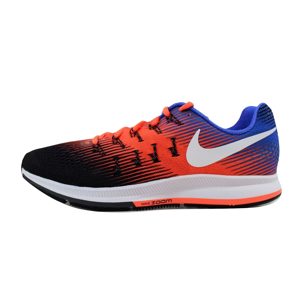 new product 09237 e7c74 Nike Men s Air Zoom Pegasus 33 Anthracite Metallic Silver 831352-010 Size 10