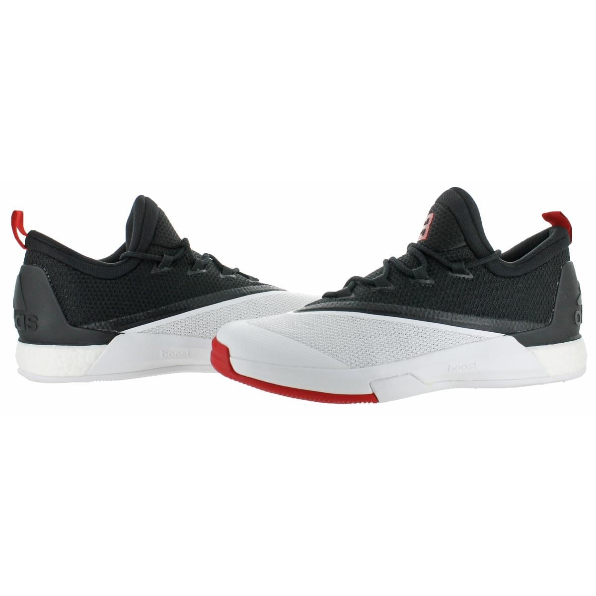fa695b6234b6 Shop Adidas Mens Harden Crazylight Boost 2.5 Basketball Shoes Mid Top  Stable Frame - 10.5 medium (d) - Ships To Canada - Overstock - 22612808
