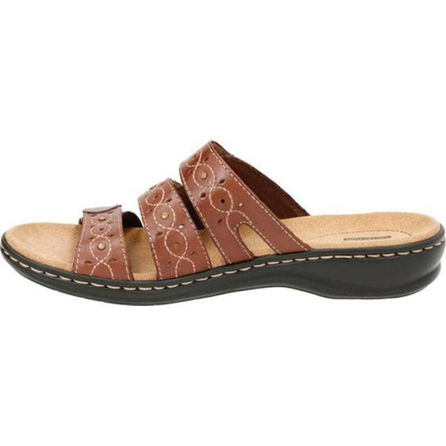 f85eaf3ee912 Shop Clarks Women s Leisa Cacti Brown Multi - Free Shipping Today -  Overstock - 11785225