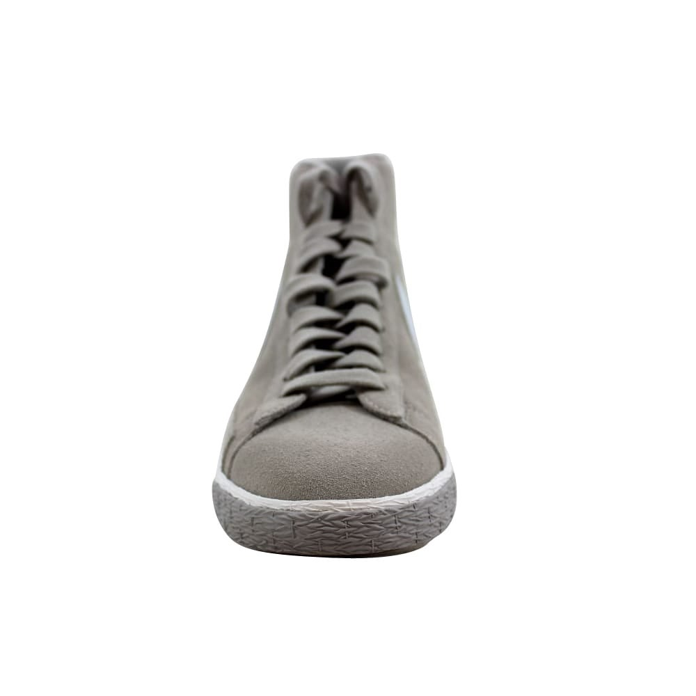 86c07dafb195 Shop Nike Blazer Mid Vintage Suede Cobblestone Pure Platinum Women s  917862-001 Size 9.5 Medium - Free Shipping Today - Overstock - 27338991