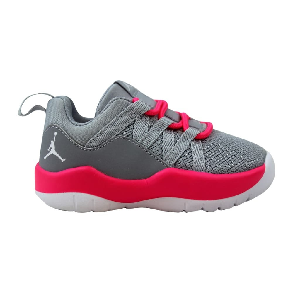 low priced 4f02c e12df Nike Air Jordan Deca Fly GT Wolf Grey/White-Hyper Pink Toddler 844381-008  Size 5 Medium