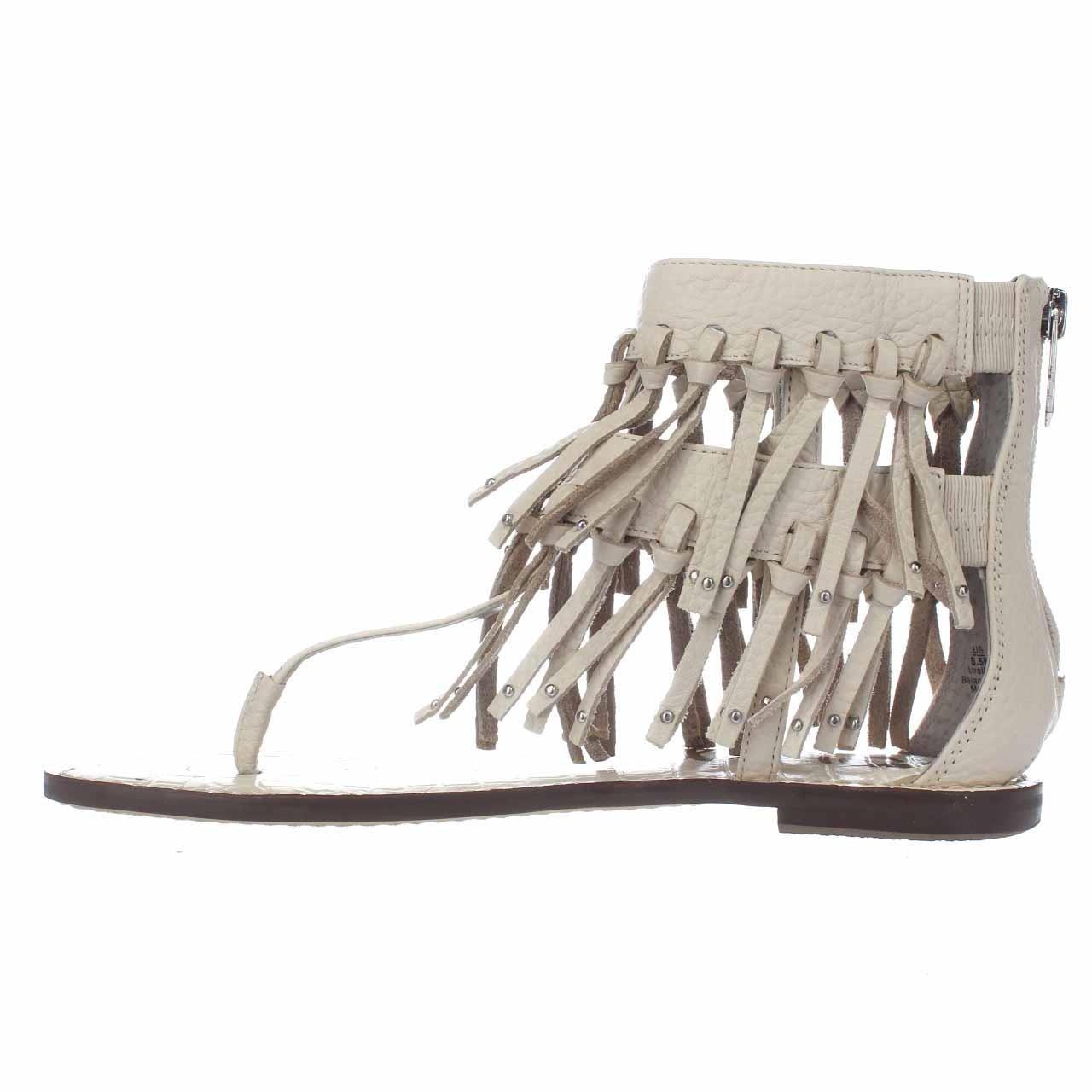 3d1788eb42c554 Shop Sam Edelman Griffen Gladiator Fringe Sandals
