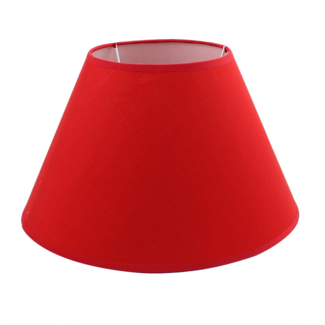 150mm X 300mm 190mm Red Fabric Shell Lamp Shade For Student Reading Free Shipping On Orders Over 45 23095837