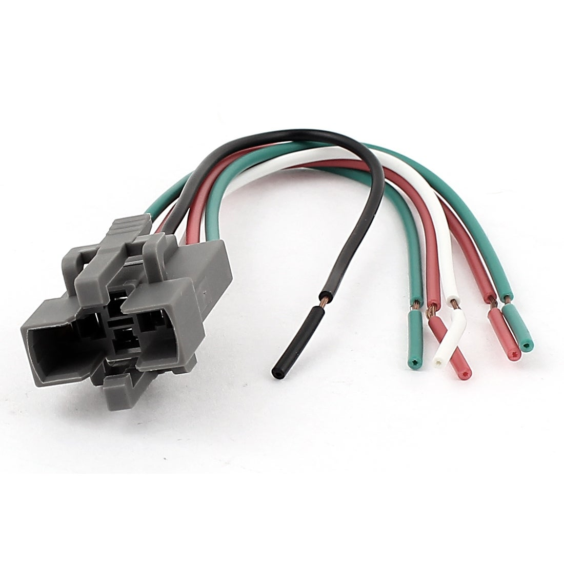 Shop Dc 12v Car Vehicle Air Conditioner 6 Wires Relay Socket Spdt Harness Connector Free Shipping On Orders Over 45 18467886