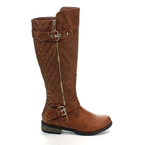 Shop Forever Link Mango-21 Lady Boot - Free Shipping On Orders Over  45 -  Overstock - 16636498 7d2d1d6667
