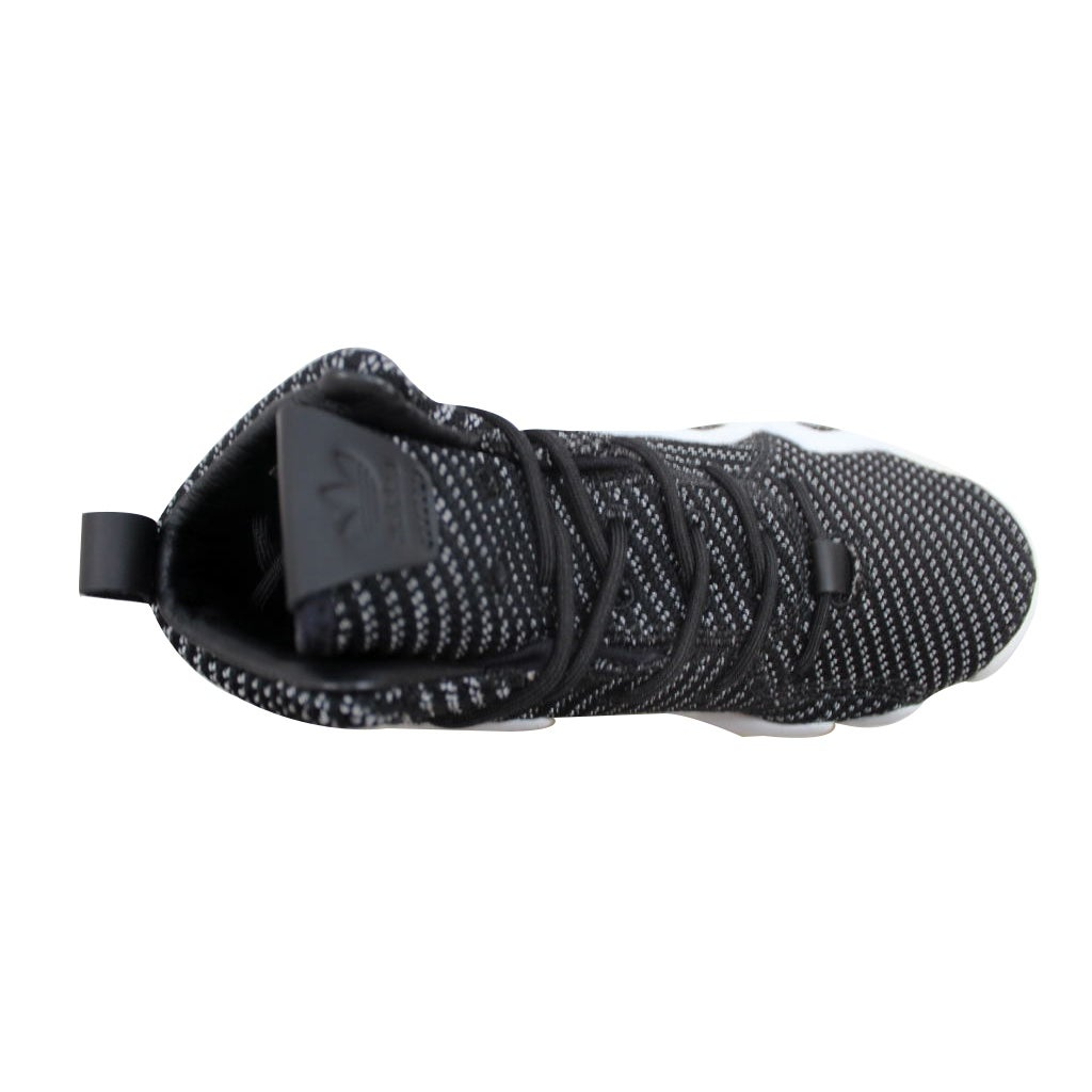 b383f1779356c9 Shop Adidas Crazy 8 ADV Primeknit Core Black Metallic Silver-White BY4423  Men s - On Sale - Free Shipping Today - Overstock - 20131411