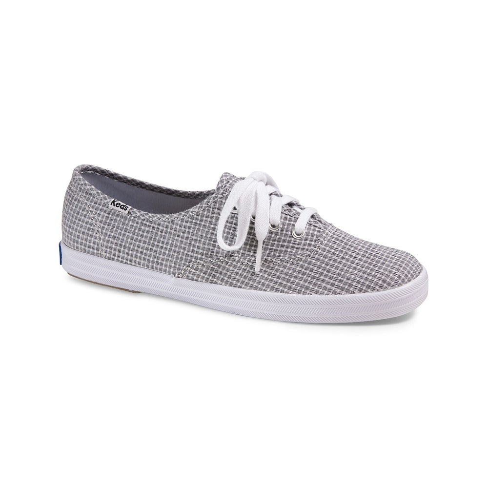 0f463a43351f Shop Keds Womens Champion Seersucker Low Top Lace Up Fashion