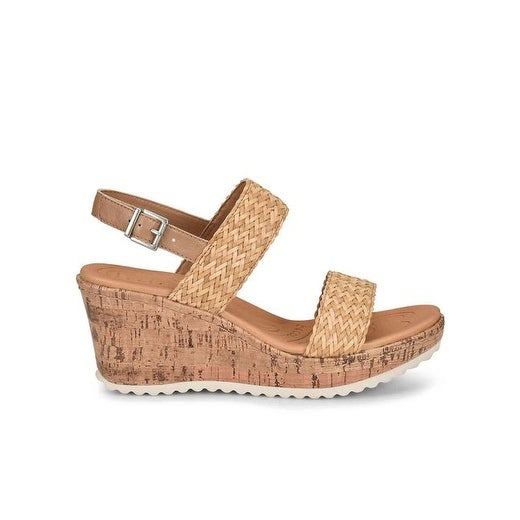 1ac724c0388f Shop B.O.C Womens remi Open Toe Casual Platform Sandals - Free Shipping  Today - Overstock - 20987624