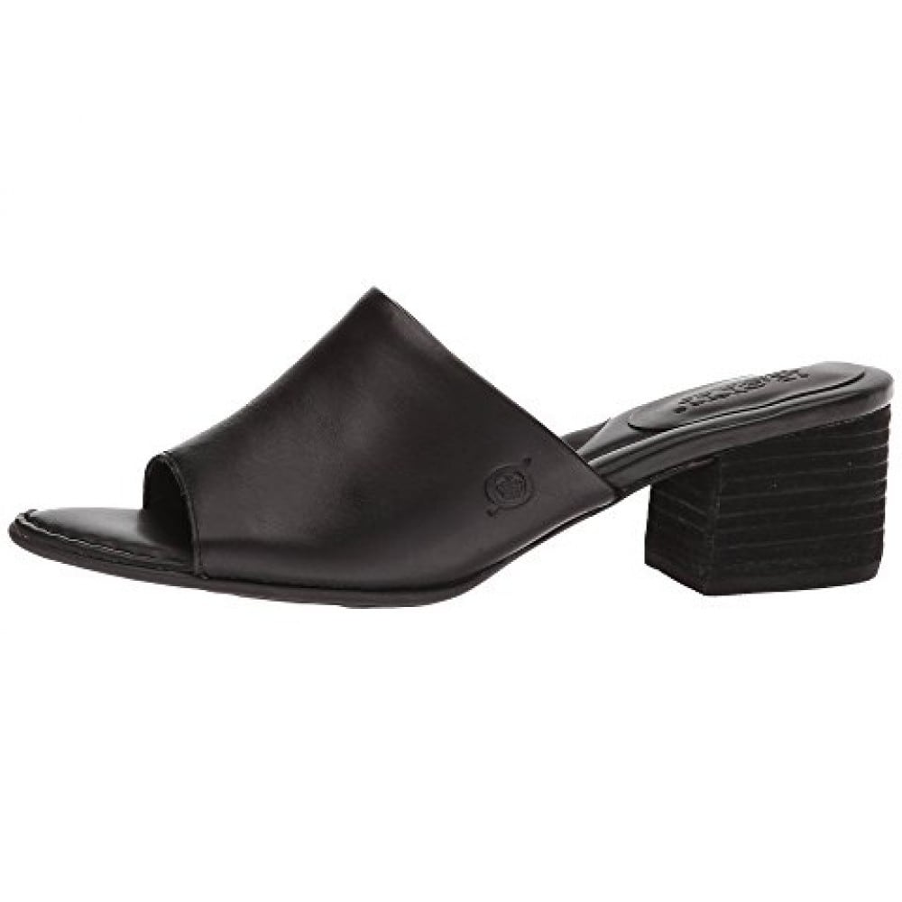 640901c09b67 Shop Born Womens Opal Leather Open Toe Casual Slide Sandals - Free Shipping  Today - Overstock - 25696101