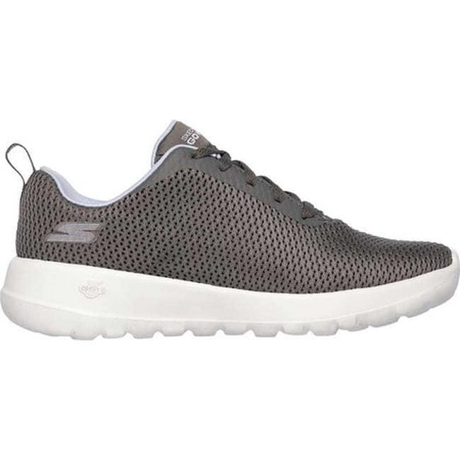 6377333974b32 Shop Skechers Women's GOwalk Joy Paradise Walking Shoe Gray/Blue - On Sale  - Free Shipping Today - Overstock - 19114135