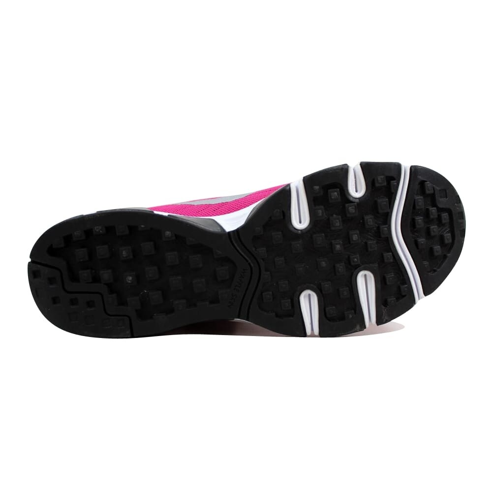 4c99ebb483d Shop Nike Air Max Tailwind 6 Vivid Pink Metallic Silver-Black-White Grade-School  631660-600 Size 5.5 Medium - Free Shipping Today - Overstock - 22340382