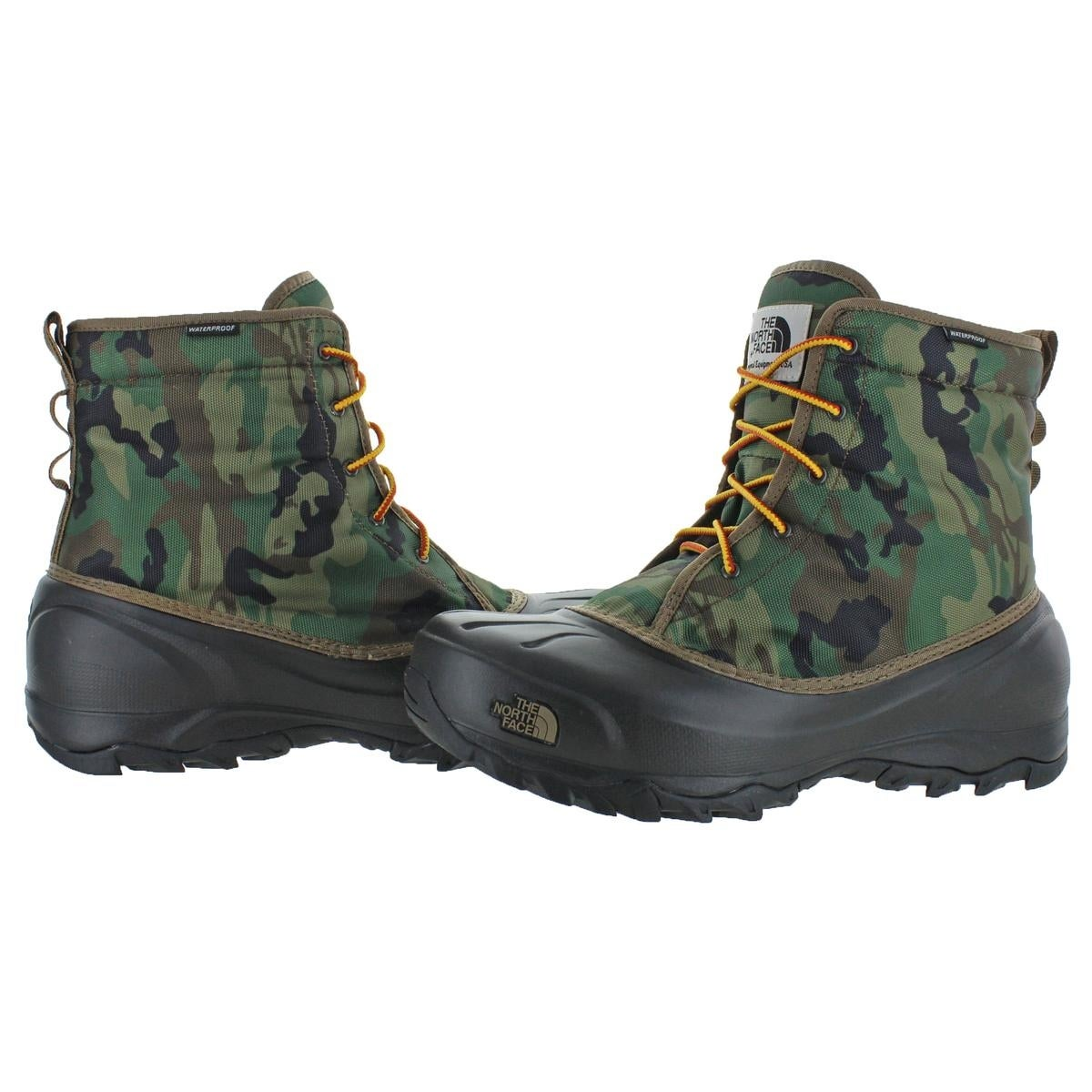 c45be83068c The North Face Mens Tsumoru Winter Boots Snow Insulated