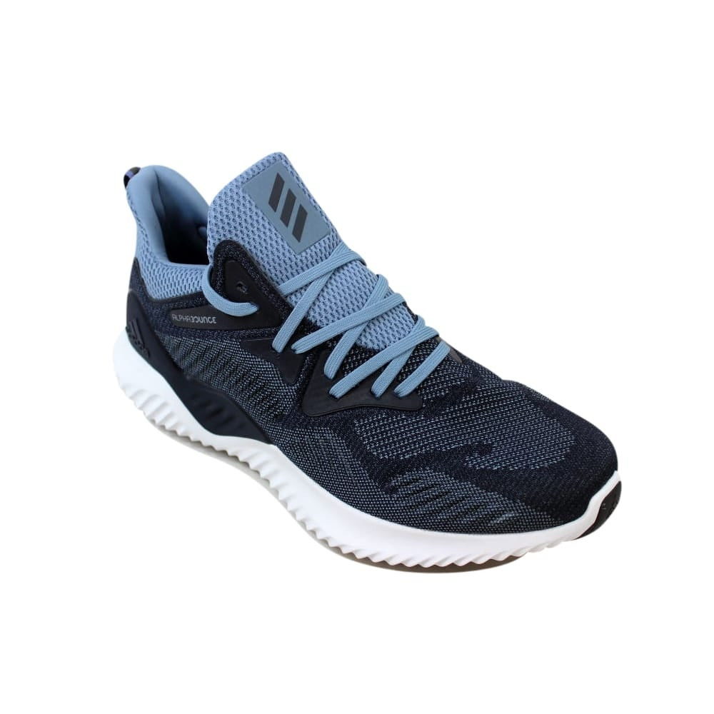 86cf2a747 Shop Adidas Alphabounce Beyond M Blue Legend Ink Men s CG4764 Size 11.5  Medium - Free Shipping Today - Overstock - 27339626