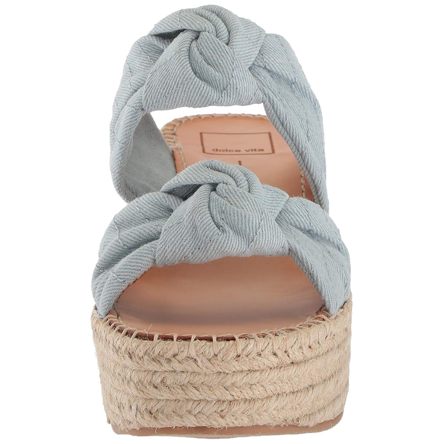 94c984f0f3dd Shop Dolce Vita Women s Lera Espadrille Wedge Sandal - Free Shipping Today  - Overstock - 22669971