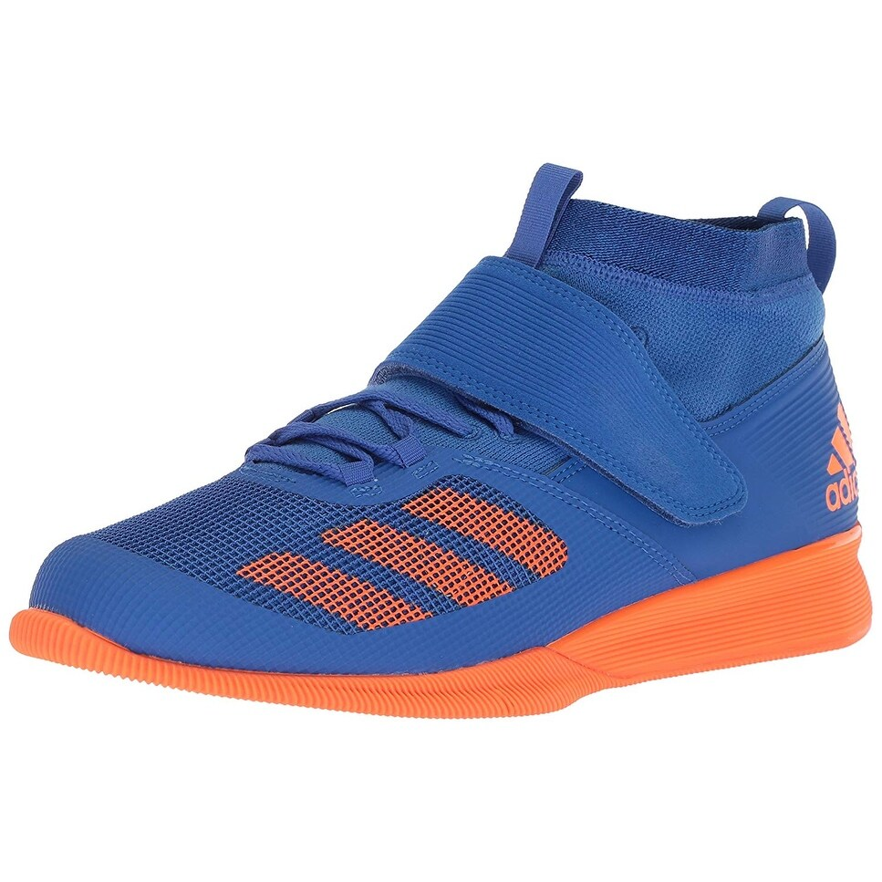 pretty nice e1a73 95327 Shop Adidas Mens Crazy Power RK Low Top Lace Up Running Sneaker - Free  Shipping Today - Overstock - 22250477