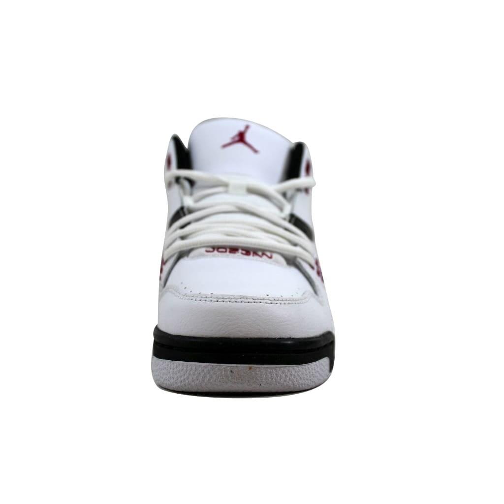 c451dfc96de18b Shop Nike Air Jordan Flight 23 GG White Sport Fuchsia-Black 768910-119 Grade -School - On Sale - Free Shipping On Orders Over  45 - Overstock - 21893365