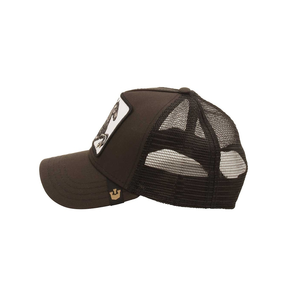 Shop Goorin Bros. Mens Stallion Hat in Black - Ships To Canada - Overstock  - 16559905 db3b6f47369
