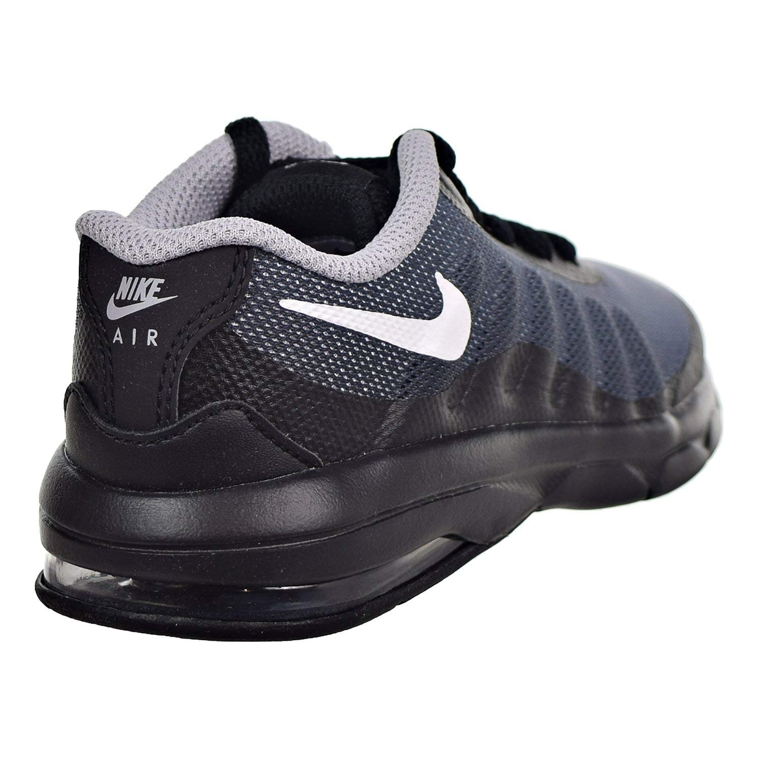 61c1503101 Shop Nike Air Max Invigor Print (Ps) Little Kids Sneakers Black/White/Wolf  Grey Ah5259-001 (1 M Us) - Free Shipping Today - Overstock - 25591262