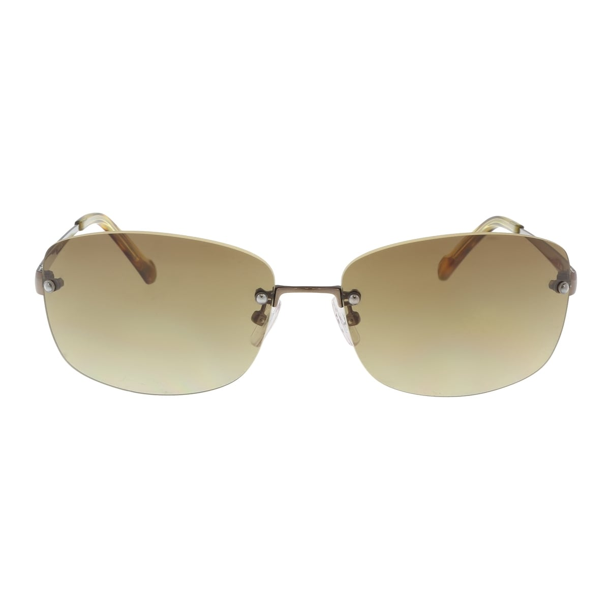 9fa234cca49 Shop Lacoste L139 SA 234 Gold Rectangle Sunglasses - 60-16-135 - Free  Shipping Today - Overstock.com - 18951301