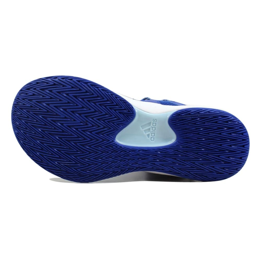 5548712b89a18 Shop Adidas Crazy Bounce Royal Blue White-Ice Blue AQ7756 Men s - On Sale -  Free Shipping Today - Overstock - 24306161