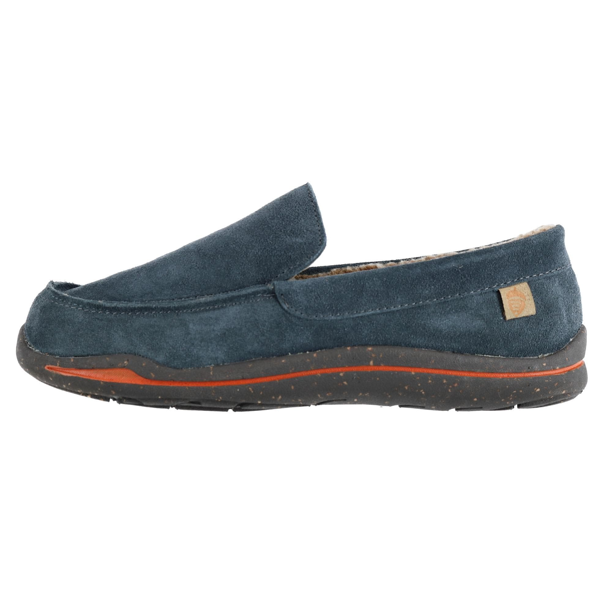 d465b2d07cd Shop Acorn Men's Ellsworth Suede Moccasin Slipper - Free Shipping Today -  Overstock - 23016571