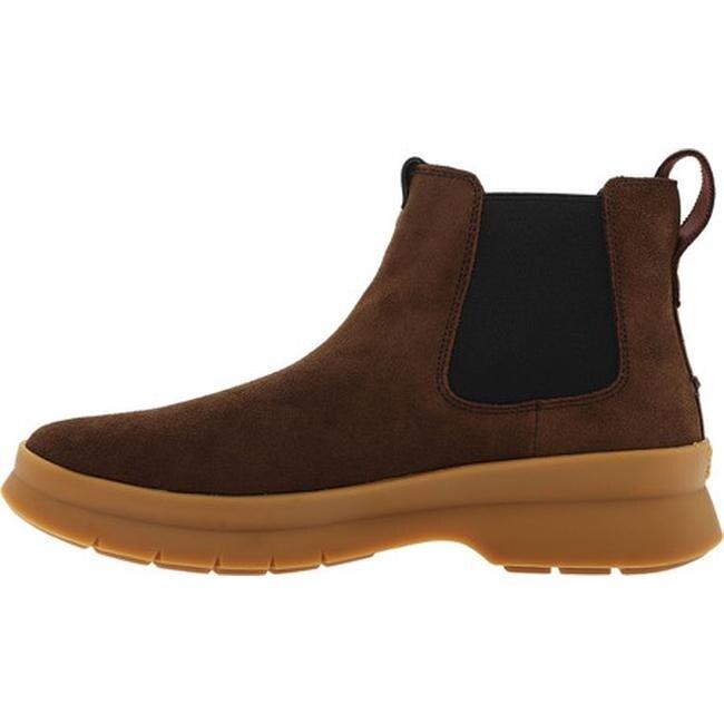 9f6469ee0a4 Shop Cole Haan Men s Pinch Utility Waterproof Chelsea Boot Dark Brown Dark  Gum Waterproof Leather - On Sale - Free Shipping Today - Overstock -  24321889