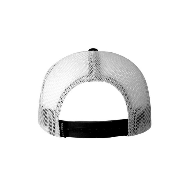 pretty nice 806f9 1a14f Shop HOOey Hat Mens Truck Cap Roughy Mesh Back One Size Black - Free  Shipping On Orders Over  45 - Overstock - 19987843
