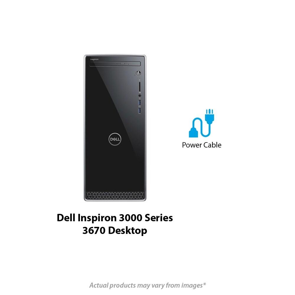 Dell Inspiron 3000 3670 Desktop Computer SBR15 Inspiron 3000 3670 Desktop  Computer