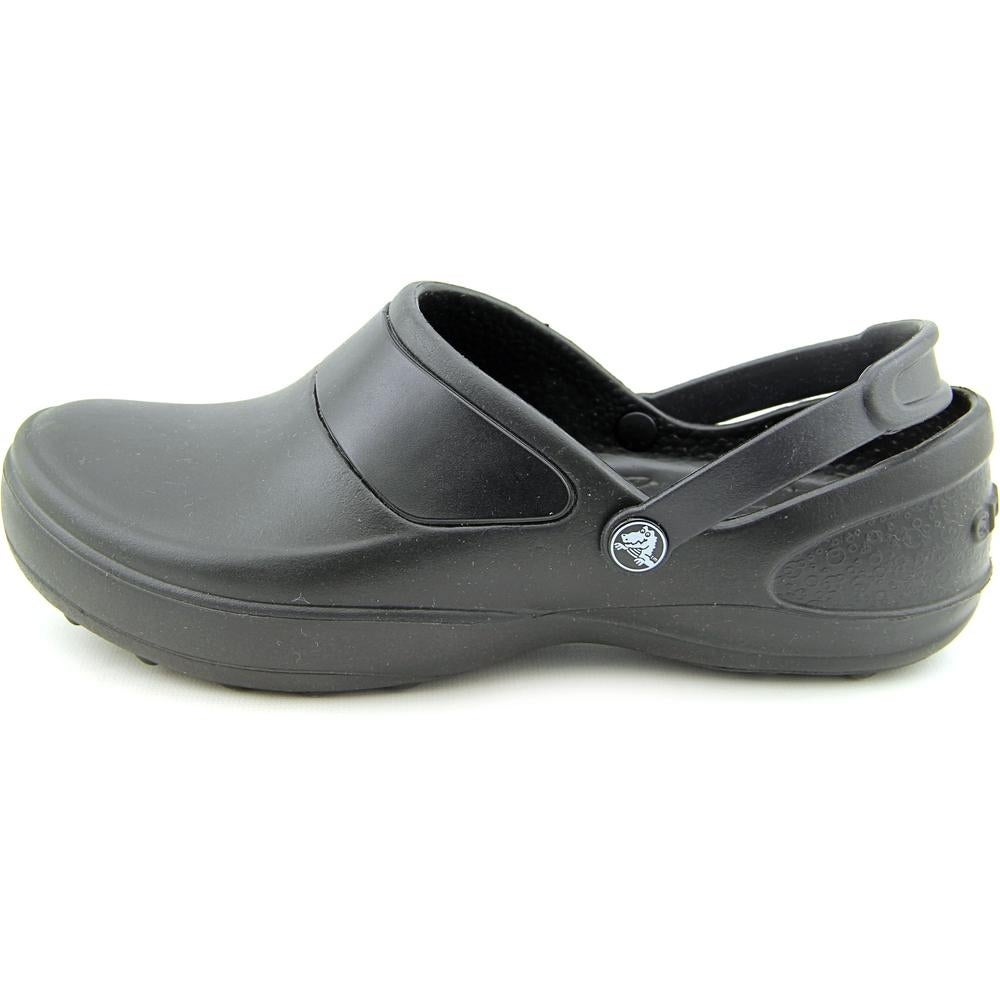 e9a0ce9d5 Shop Crocs Mercy Work Women Round Toe Synthetic Black Clogs - Free Shipping  On Orders Over  45 - Overstock - 19499465