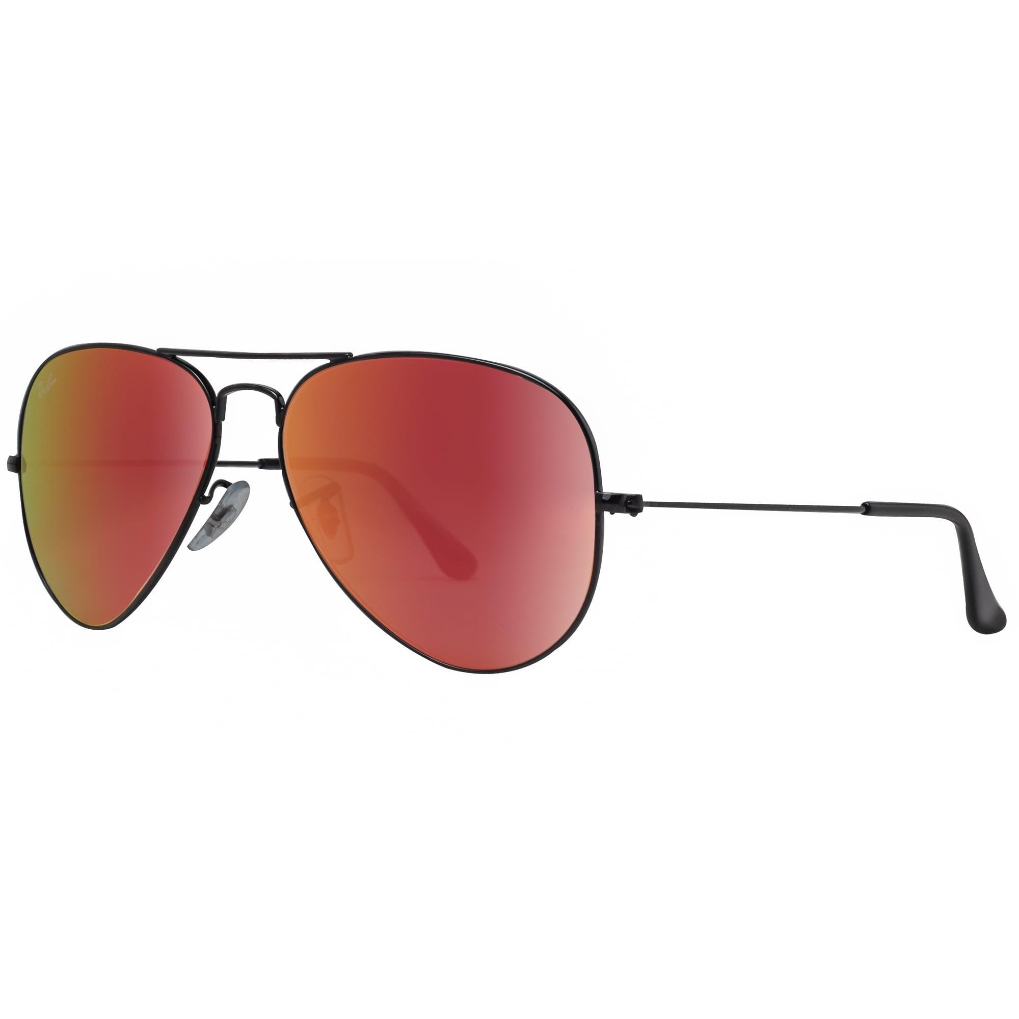 Ray-Ban RB3025 Sonnenbrille Schwarz 002/4W 58mm GQmtFxKGAs