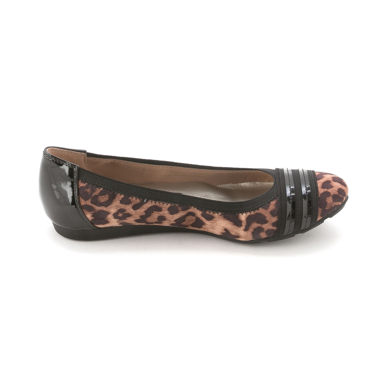 b161c591c64 Shop Anne Klein Womens ATWORTH Cap Toe Ballet Flats - Free Shipping On  Orders Over  45 - Overstock - 14537695