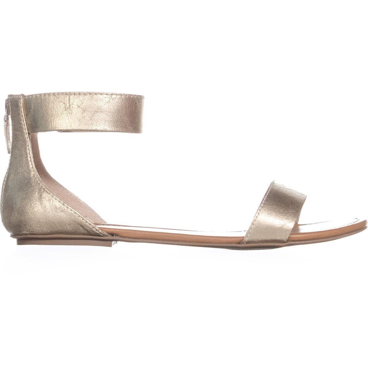 ea361ecbacc Shop AR35 Keley Ankle Strap Flat Sandals
