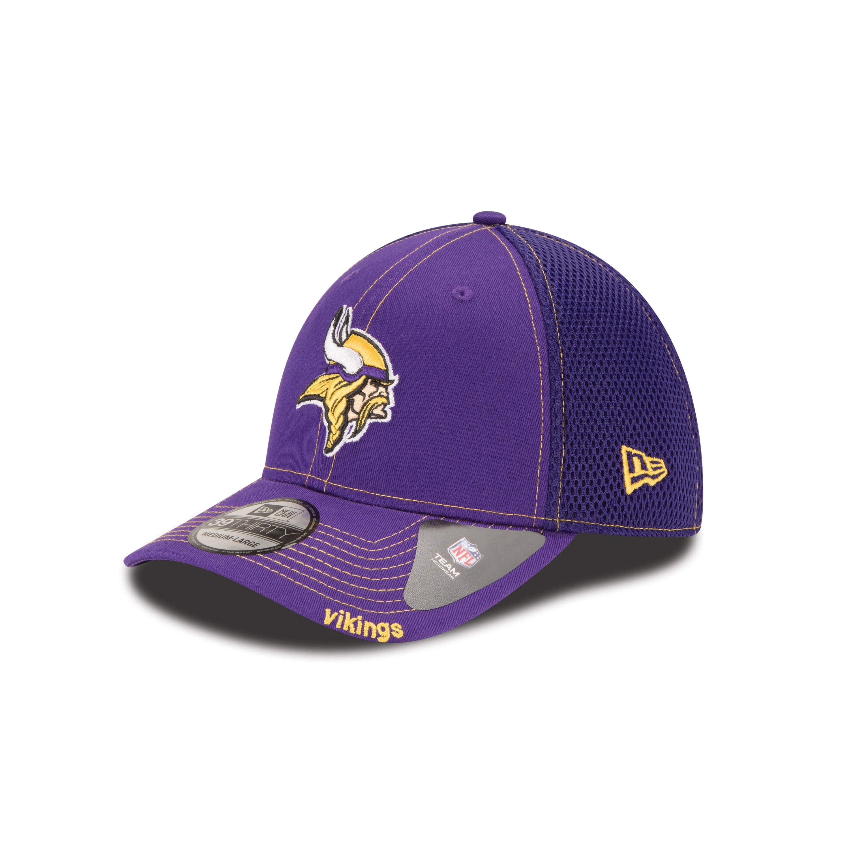 82076c129eed77 Shop New Era Mens Neo Minnesota Vikings, Purple - Free Shipping On Orders  Over $45 - Overstock - 25558454